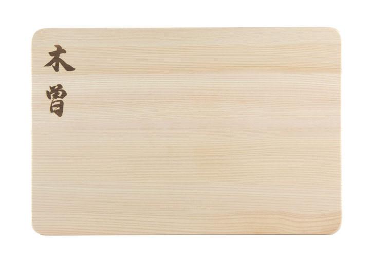 Shun and global cutting board