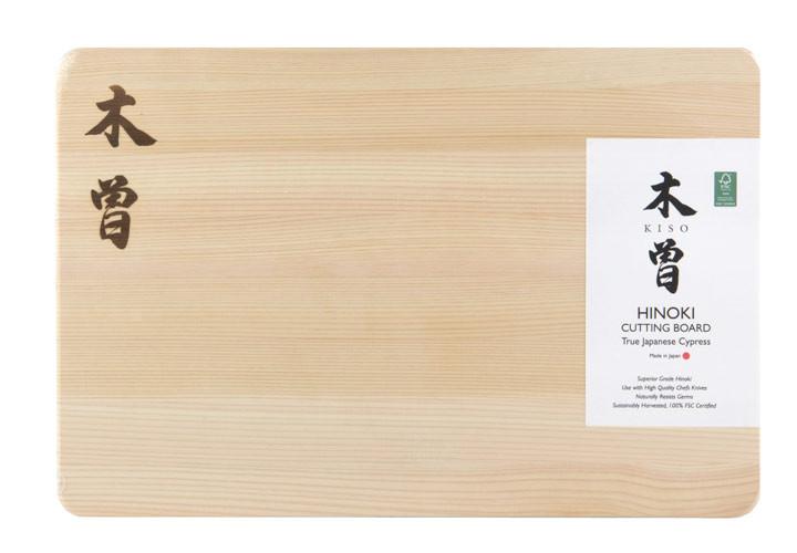 Small Japanese cypress cutting board