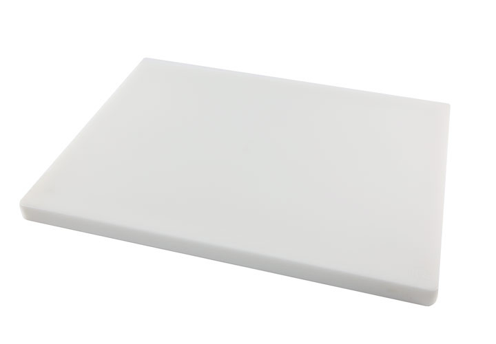 Restaurant thick plastic cutting board