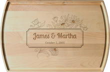 Personalized Couple Name Plate Engraving