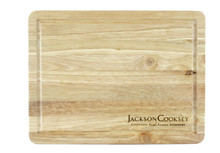 EnHardwood cutting board for engraving blanks