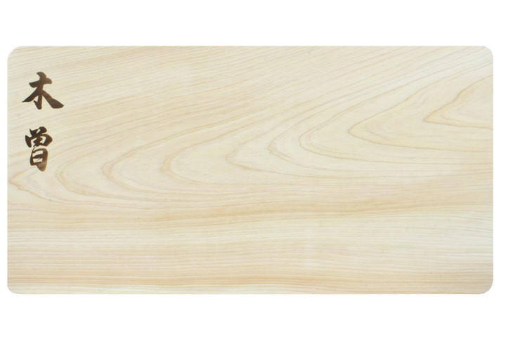 No Glue Eco-Friendly Hinoki Cutting Board