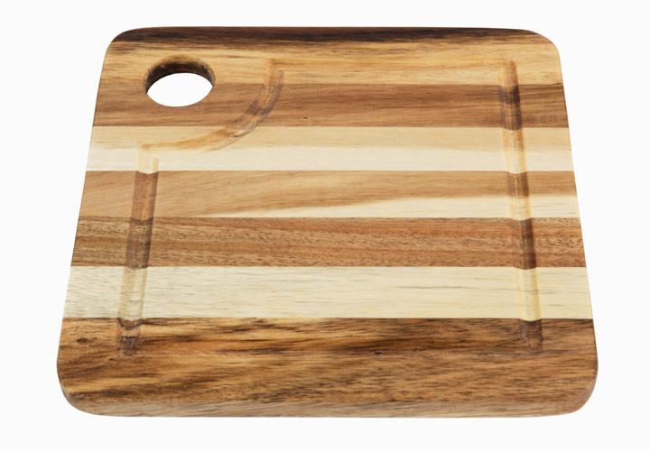 Small Acacia Cutting Board