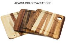 Villa Acacia Bar Board