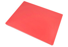 HDPP Commercial grade red cutting board.