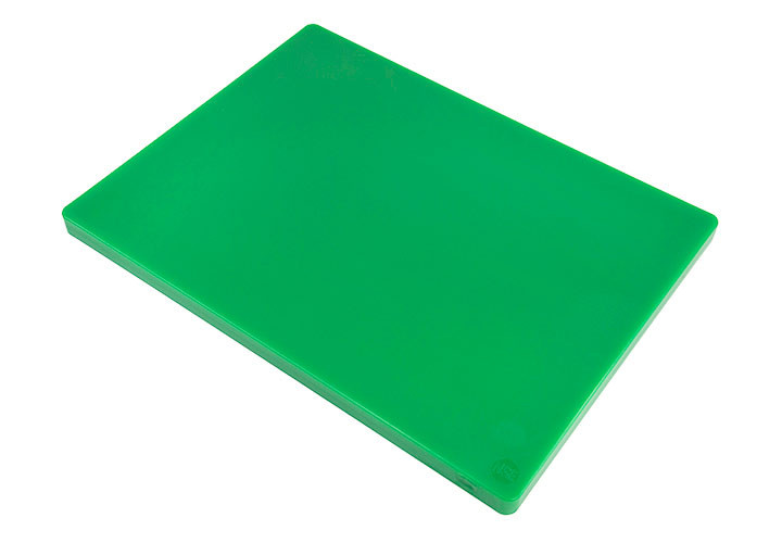 Commercial quality, HDPP cutting board