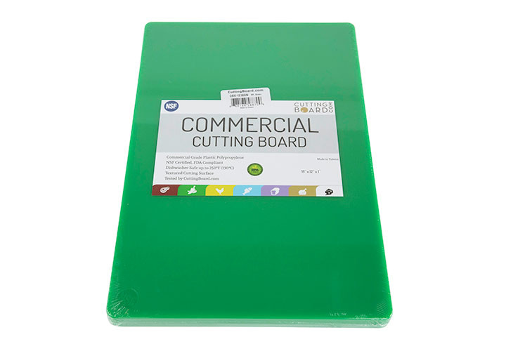 Professional grade 18 x 12 cutting board extra thick