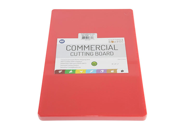 Commercial grade industrial cutting board, 1 inch thick