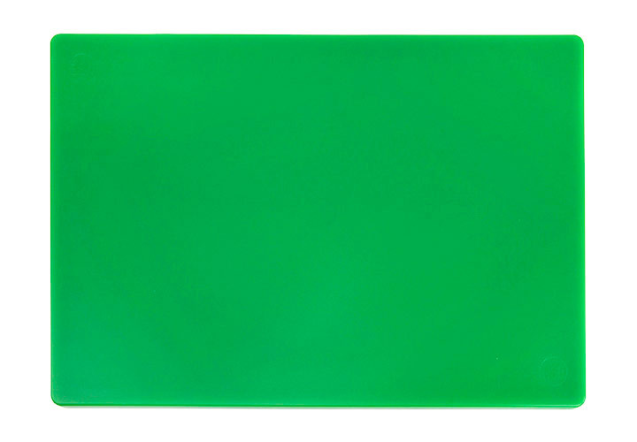 HACCP Color Coded Green Cutting Board