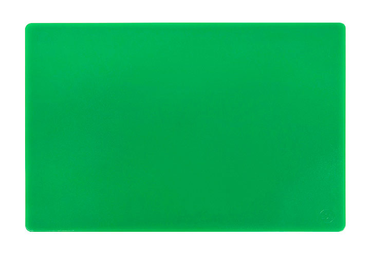 HDPE Commercial Green Plastic Cutting Board