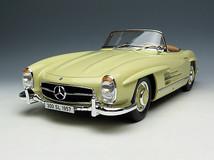 RARE 1/12 GTSpirit 1957 Mercedes-Benz 300SL (Beige)