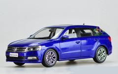 1/18 Dealer Edition 2015 Volkswagen VW Gran Lavida (Blue)