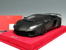 1/18 MR Lamborghini Aventador LP750-4 (Matte Black)
