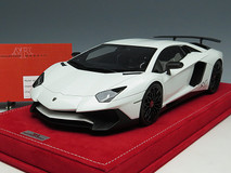 1/18 MR Lamborghini Aventador LP750-4 (White)