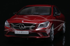 1/18 Dealer Edition Mercedes-Benz CLA (Red)