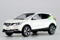 1/18 Dealer Edition Nissan Qashqai (White)