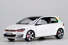 1/18 Dealer Edition Volkswagen VW Golf GTI (White)