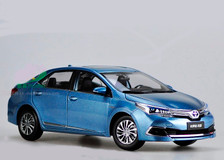 1/18 Dealer Edition Toyota Corolla Hybrid (Blue)