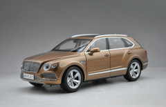 1/18 Kyosho Bentley Bentayga (Brown) Diecast Car Model
