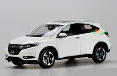 1/18 Dealer Edition Honda HR-V / Vezel (White)