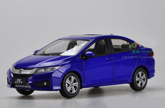 1/18 Dealer Edition Honda City (Blue) Diecast Car Model
