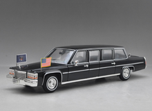 1/24 Yatming 1983 Cadillac Presidential Limousine