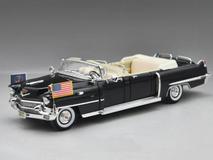 1/24 Yatming 1956 Cadillac Presidential Parade Car