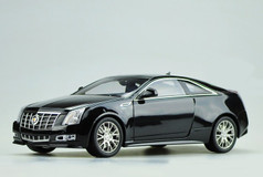 1/18 Kyosho Cadillac CTS Coupe (Black) Diecast Car Model