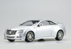 1/18 Kyosho Cadillac CTS Coupe (Silver) Diecast Car Model
