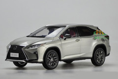 1/18 Dealer Edition Lexus RX F Sport (Grey)