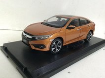 1/18 Dealer Edition 2016 Honda Civic (Orange)