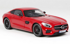 1/18 Norev Mercedes-Benz Mercedes AMG GT S GTS (Red)