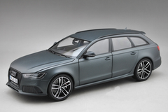 1/18 Audi Collection Audi RS6 Avant (Matte Grey)
