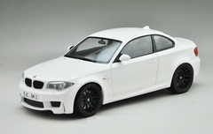 1/18 Minichamps BMW 1M Coupe (White)