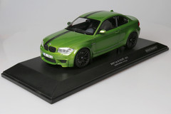1/18 Minichamps BMW 1M Coupe (Green)