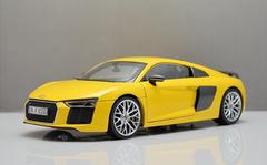 1/18 Dealer Edition Audi R8 V10 Plus (Yellow)