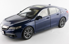 1/18 Dealer Edition Acura TLX (Blue)