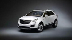 1/18 Dealer Edition Cadillac XT5 (White)