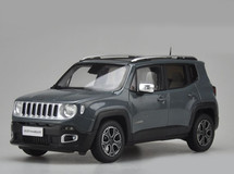 1/18 Dealer Edition Jeep Renegade (Grey)
