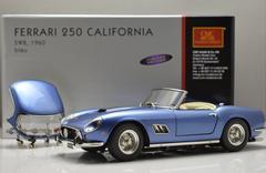 1/18 CMC 1960 Ferrari 250 California SWB (Blue)