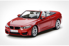 1/18 Paragon BMW F83 M4 Convertible (Red)