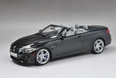 1/18 Paragon BMW F83 M4 Convertible (Black)