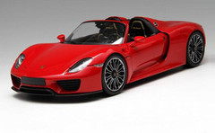 1/18 Minichamps Porsche 918 Spyder Limited (Red)