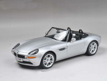1/18 Dealer Edition BMW Z8 (Silver)