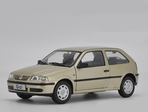 1/18 Dealer Edition Volkswagen Gol (Golden)