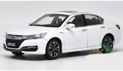 1/18 Dealer Edition Honda Accord Hybrid (White)