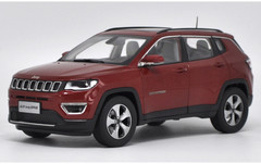 1/18 Dealer Edition Jeep Compass (Red)