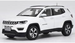 1/18 Dealer Edition Jeep Compass (White)