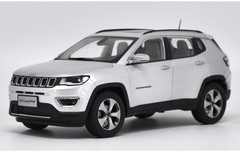 1/18 Dealer Edition Jeep Compass (Silver)