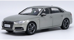 1/18 Dealer Edition 2017 Audi A4 A4L (Grey)